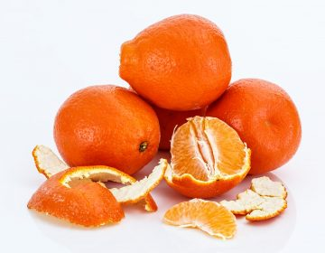 I HAVE WAITED ALL YEAR FOR THE TANGELO ORANGE